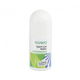 RÖWO® Sport gel, chladivý roll-on, 50 ml