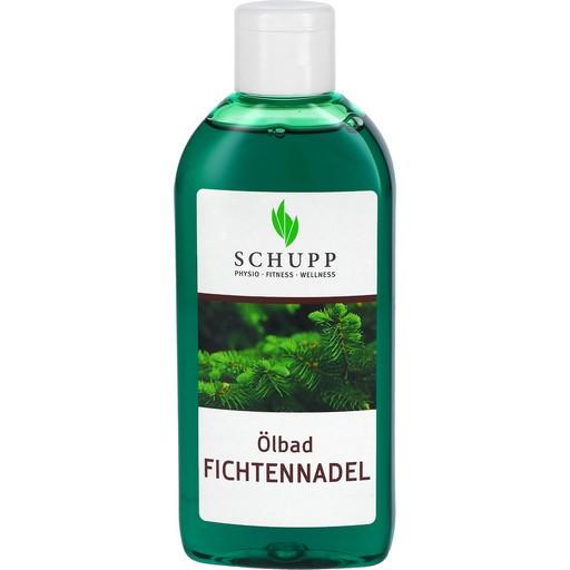 Koupelový olej - smrkové jehličí 200 ml
