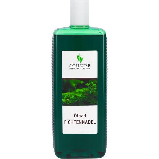 Koupelový olej - smrkové jehličí 1000 ml