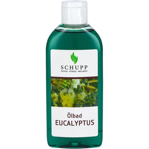 Koupelový olej - eukalyptus 200 ml