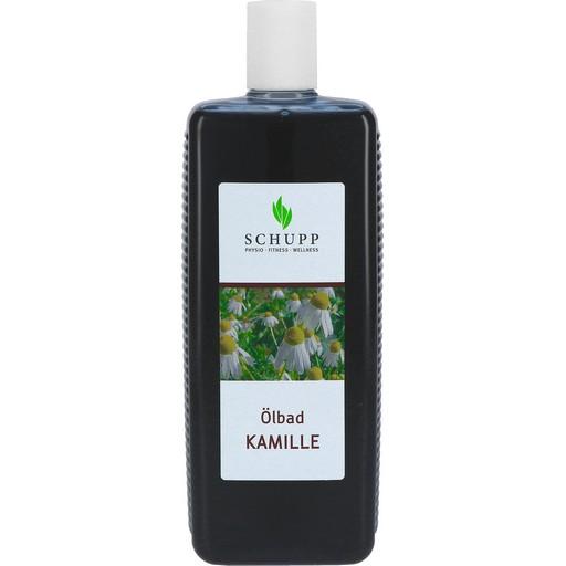 Koupelový olej - heřmánek 1000 ml