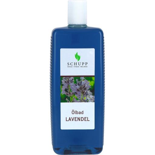 Koupelový olej - levandule 1000 ml