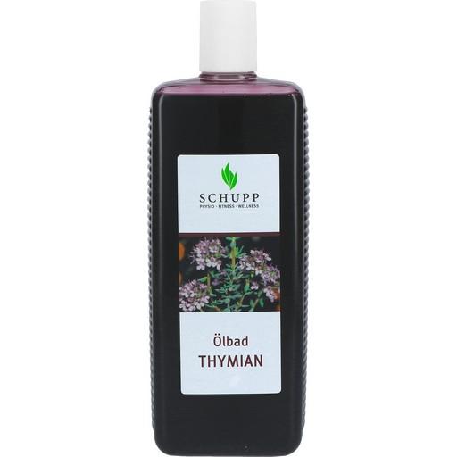 Koupelový olej - tymián 1000 ml