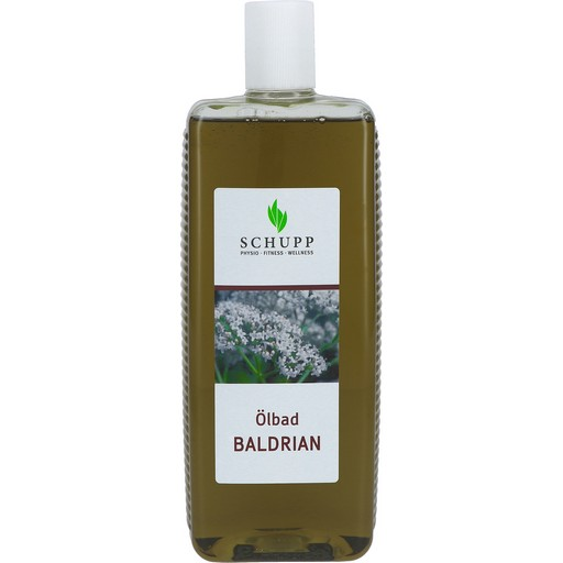 Koupelový olej - baldrián 1000 ml
