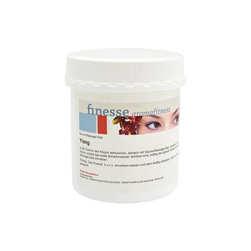 Finesse - Saunová masážní sůl –  Ylang  Ylang, 500 g