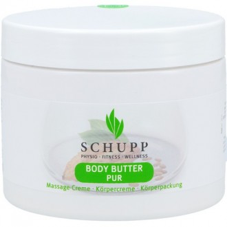 Body-Butter, PUR, 500 ml