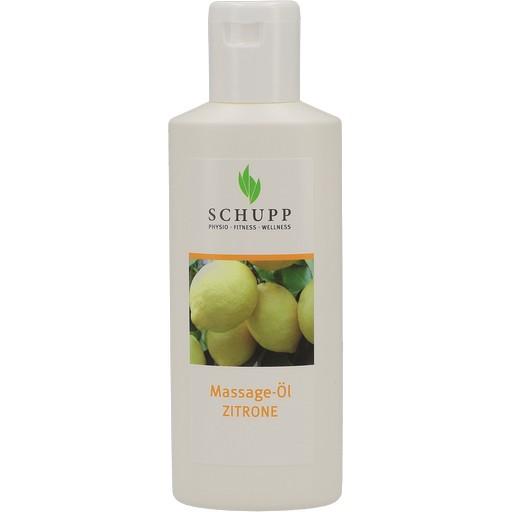 Masážní olej Citrón - 200 ml