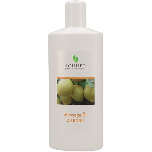 Masážní olej Citrón - 1000 ml